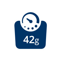 Disco de vinilo 42 gramos