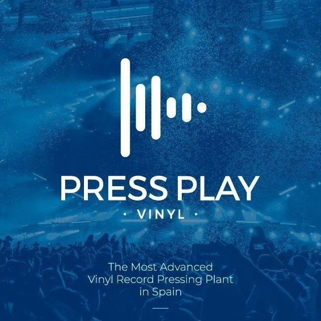 Press Play Vinyl - The most advanced vinyl record pressing plant in Spain