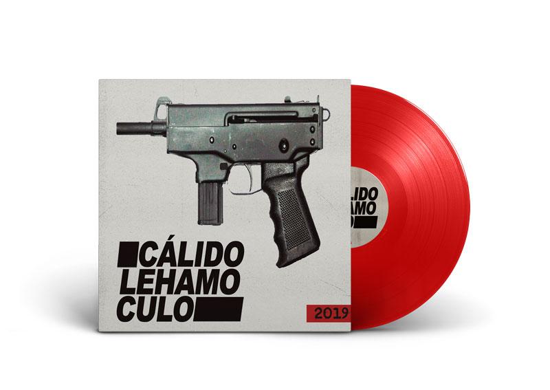 CÁLIDO LEHAMO - Culo