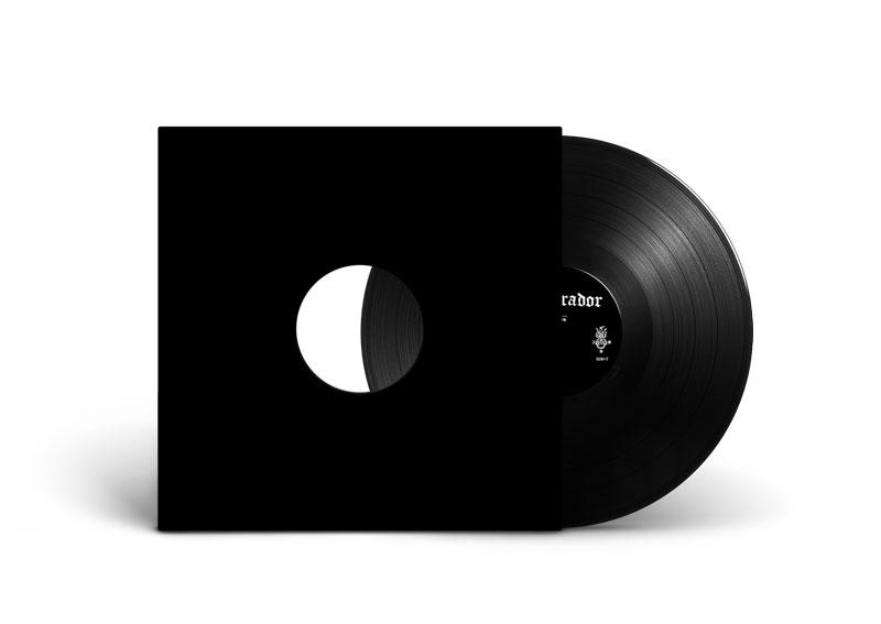 ENTERRADOR – La Noche Es Nuestra LP