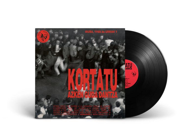 KORTATU – Azken Guda Dantza LP