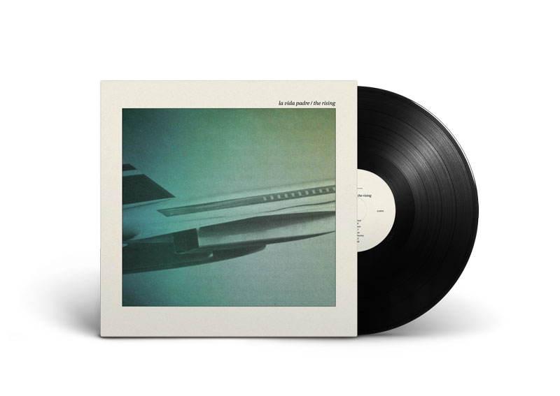 LA VIDA PADRE – The Rising LP
