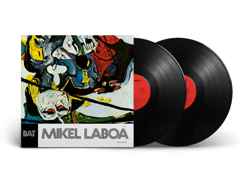 MIKEL LABOA - Bat-Hiru 2LP