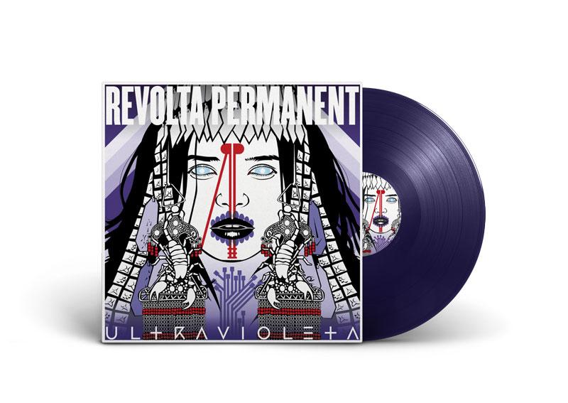 REVOLTA PERMANENT – Ultravioleta LP