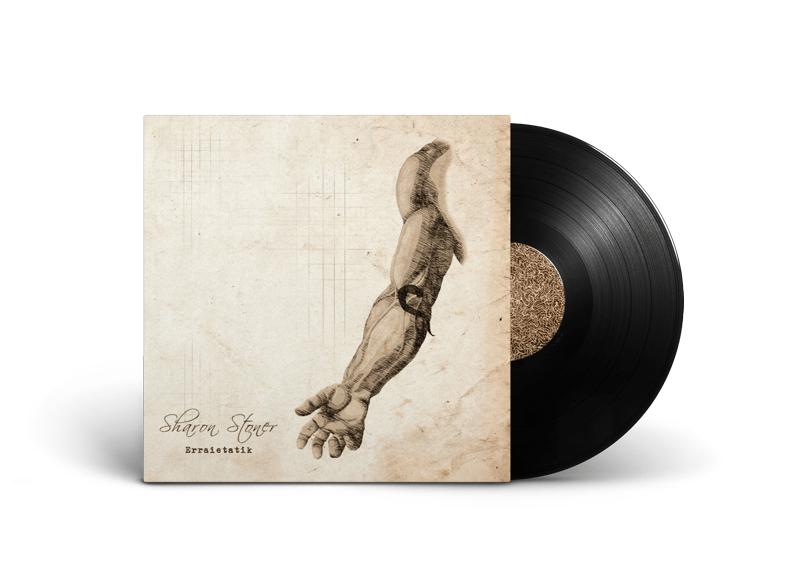 SHARON STONER – Erraietatik LP