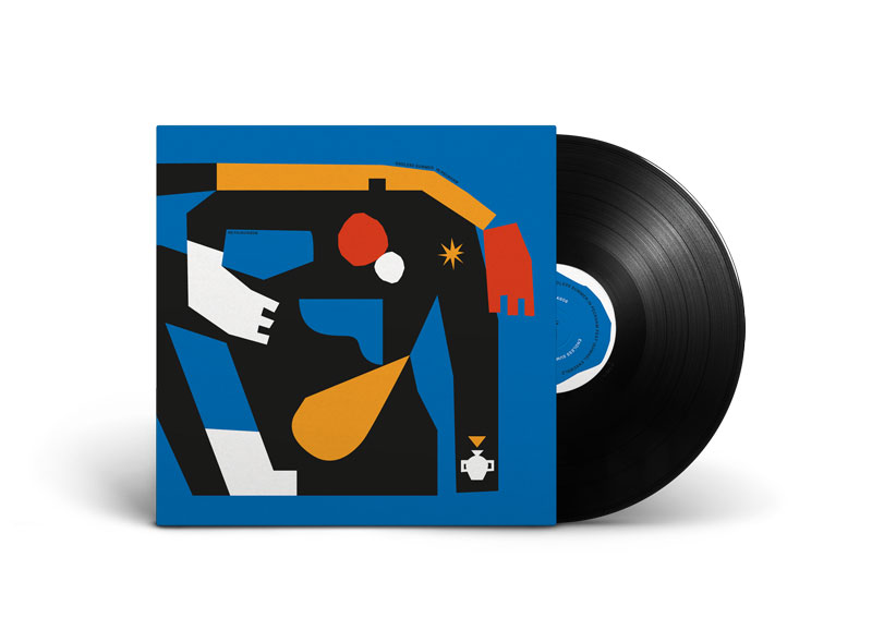 REYKJAVIK 606 – Endless Summer In Pickham LP