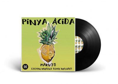 MAKUTO – Pinya Àcida EP