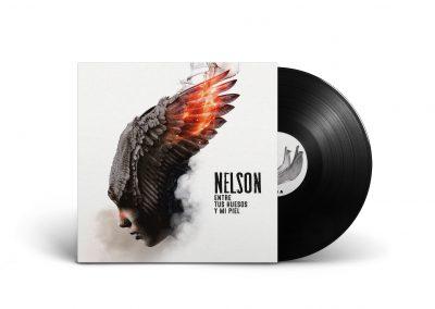 NELSON – Entre Tus Huesos y Mi Piel LP